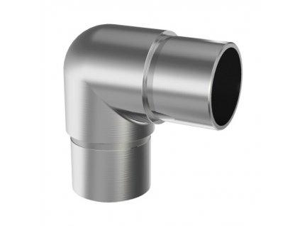 Koleno - vkládací 90° pro trubku O48,3 x 2,0 mm, broušené