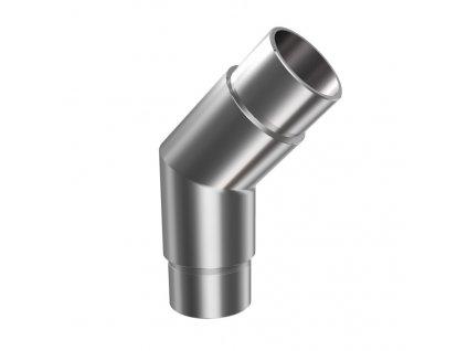 Vkládací spoj pro zábradlí Ø42,4 x 2.0 mm