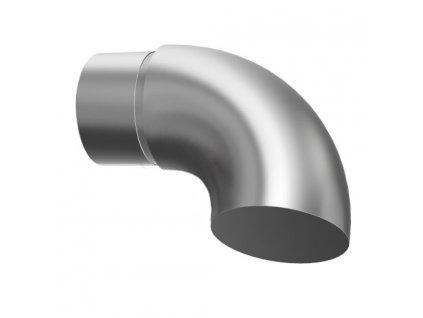 Zakončení zábradlí pro trubku Ø48,3 x 2,0 mm, broušená