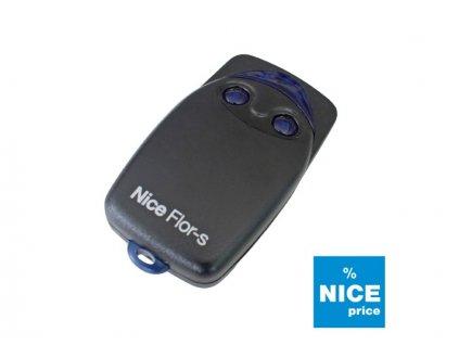 Dálkový ovladač NICE FLO2R