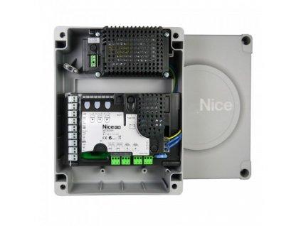 Kompletní 24V řídící jednotka s boxem NICE MC824H pro Toona