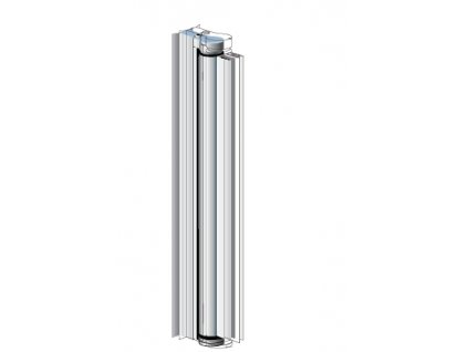Lišta pro sprchové kouty model 16500