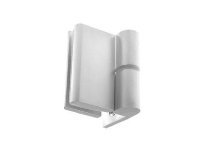 Kování pravé pro sprchové kouty (sklo/stěna) model D1246
