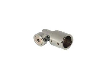 Držák stabilizátoru (tyče) nastavitelný ke stěně pro sprchové kouty model 16909