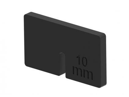 Do držáku skla model 21 - sklo 10mm