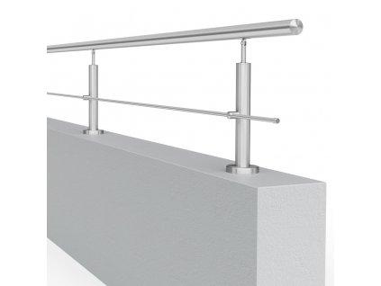 balustrada model atlanta na murku 01a1