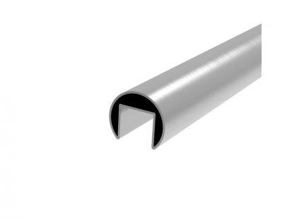 Madlo držák skla-pr. 42,4mm, AISI 304