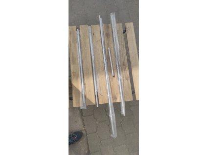 Trubky pr. 12mm, odřezky