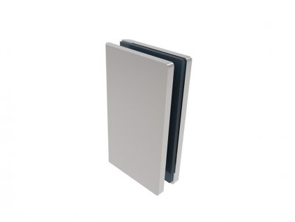 Závěs pro skleněné dveře, AISI 304, lesklé