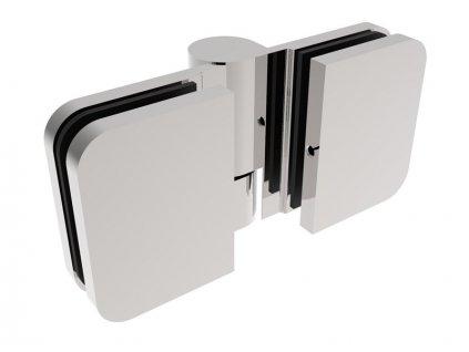 Závěs pro skleněné dveře do sprchy, pant pravý