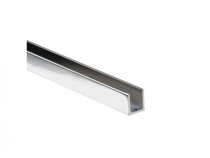 Hliníkový U profil AL 20x12x2mm t=8mm; L=3000mm