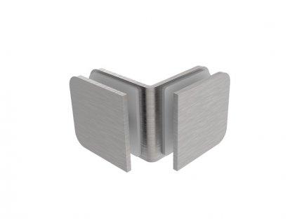 Držák skla, AISI 304, T 8-10 mm