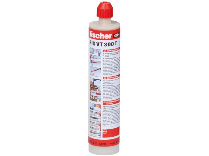 Chemická malta FIS VT 300 T Fischer