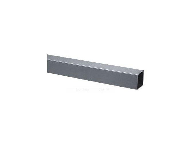 profil 15x15x1,5 mm delka 3m saten k320