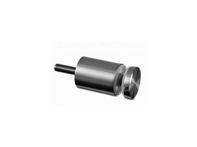 Bodový držák skla pro profil 40x40x2/D30/H50/T6-16