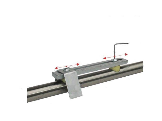 Vrtací šablona pro trubky Ø42,4 mm