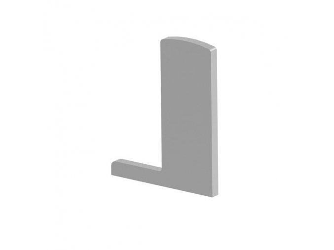 Záslepka pravá pro  L-profil