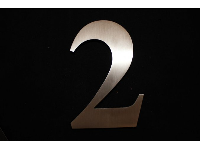 Číslo popisné - 2