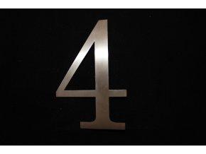 Číslo popisné - 4