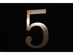 Číslo popisné - 5