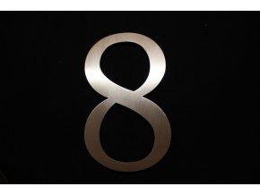 Číslo popisné - 8
