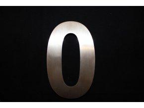 Číslo popisné - 0