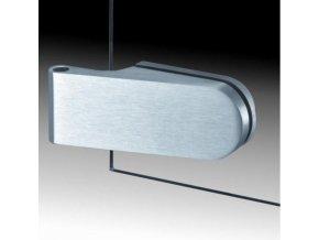 Kování pro skleněné dveře Masca model 13260
