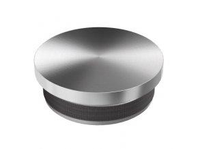 Plochá záslepka pro trubku Ø33.7 x 2,0 mm, broušená