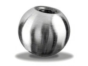 Koule Ø25 mm se závitem M8, broušená