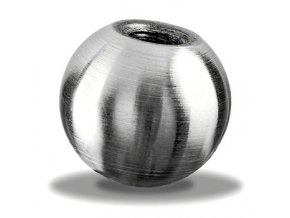 Koule Ø30 mm se závitem M8, broušená