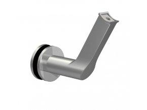 Podpora madla namontovaného na sklo, pro zábradlí Ø42,4 mm