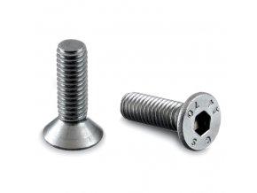Imbusový šroub M8 x 40 mm, AISI 304