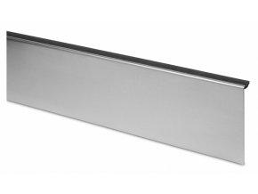 Přední krytí, délka 2500 mm, AISI 304