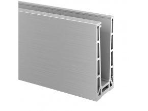 Montážní profil pro sklo od 12 do 21,52 mm, délka 2500 mm