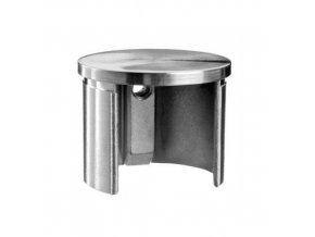 Záslepka pro madlo Ø42,4 mm, AISI 304