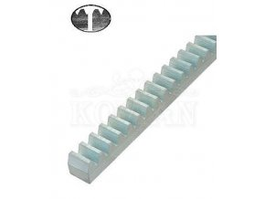 Hřebeny  CREM-30 Hřeben ocel 30x30 mm, do 5000 kg, M6  10% sleva pro registrované zákazníky