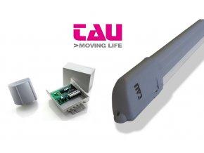 Bezpečnostní prvky TAU BSD15 KIT Sada bezdrátové bezp. lišty  10% sleva pro registrované zákazníky