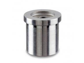 Adaptér pro montáž madla s plochým základem na sloupek pr. 42,4 mm