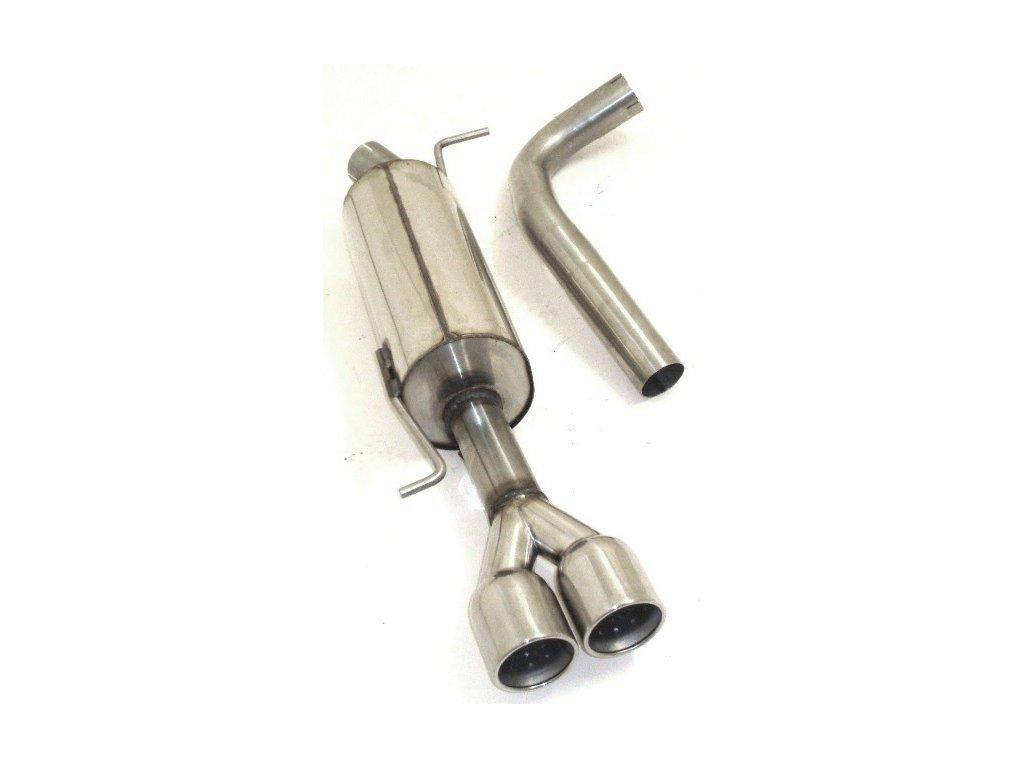 A1 - koncový díl 63,5 mm - NEREZ
