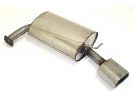 Koncový díl 63,5 mm - NEREZ