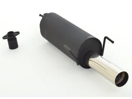 Astra G - koncový díl 63,5 mm - HLINÍKOVANÝ