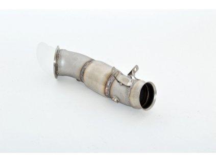 F36 - Downpipe 90mm s 200 Sport Kat - NEREZ