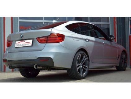 Zadní tlumič Duplex BMW 3 GT F34, r.v. 06/2013-06/2016