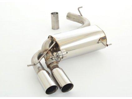 RS3 8P - nerezový výfuk - koncový díl 76 mm (Velikost potrubí 76)