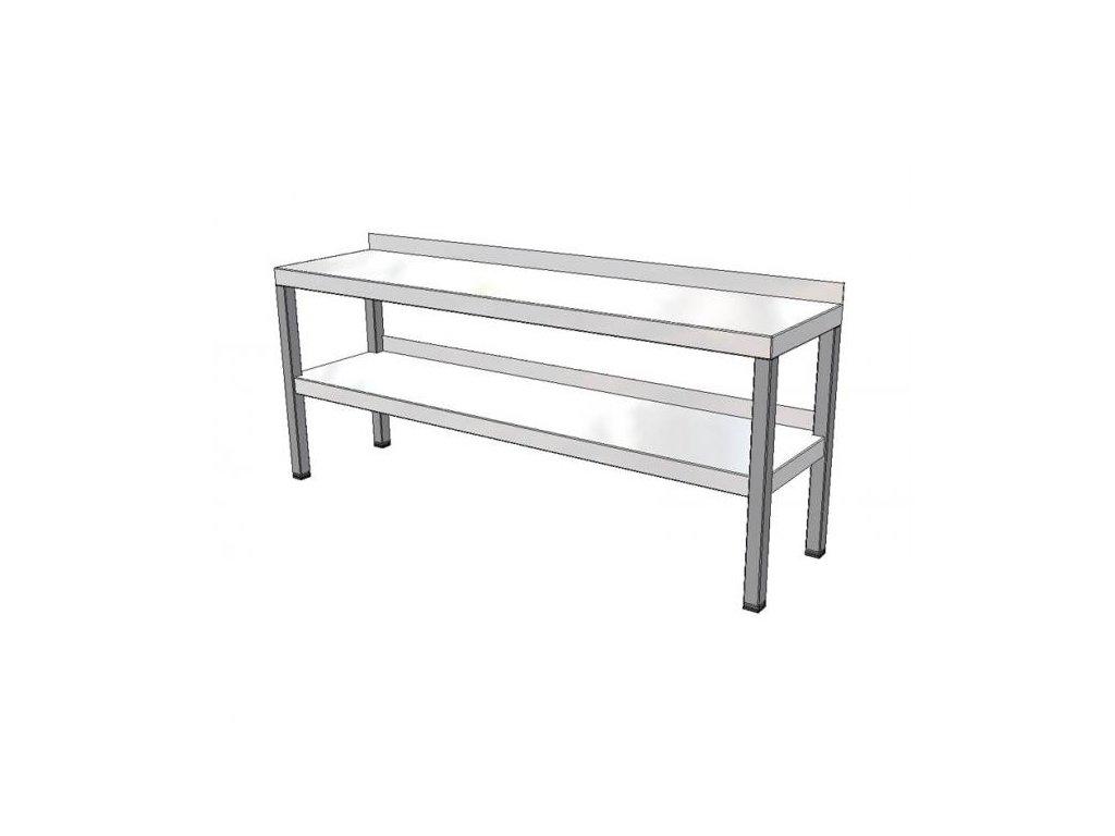 9287 stolovy nastavec dvoupatrovy 1800x350mm