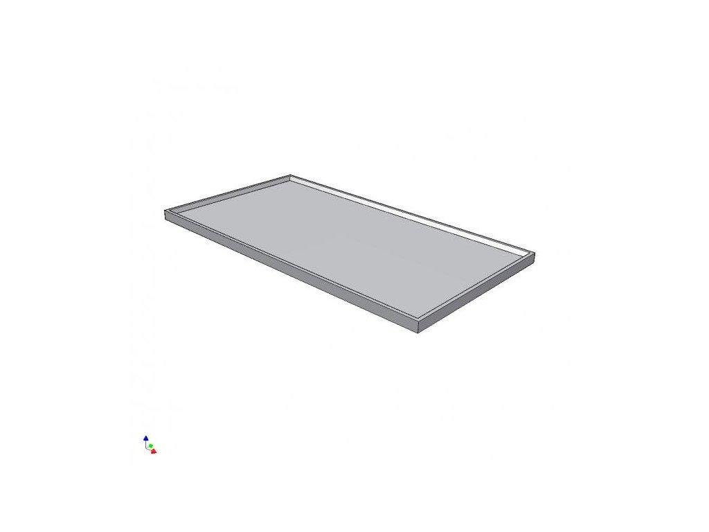 8192 pracovni deska prolomena 700x1000mm