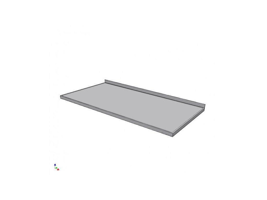 7946 pracovni deska zakladni 800x900mm