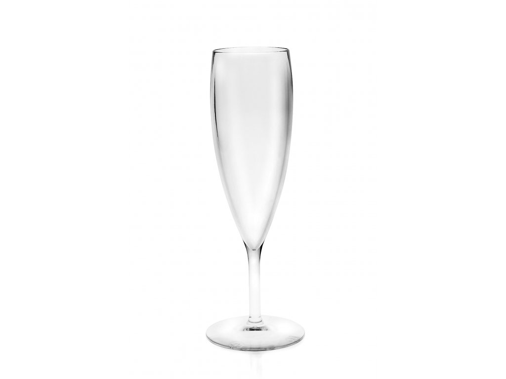 Nerozbitná sklenice Flute Big 16 cl prosecco a šampus
