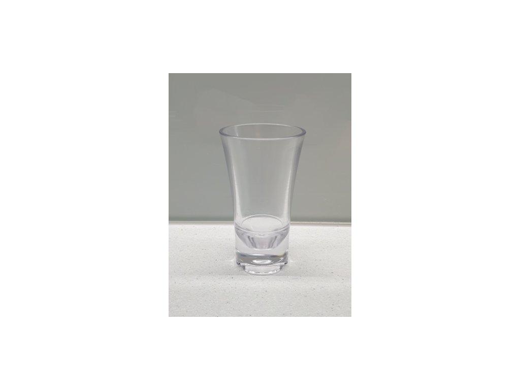 Nerozbitná sklenice V.I.P. Panak 6cl