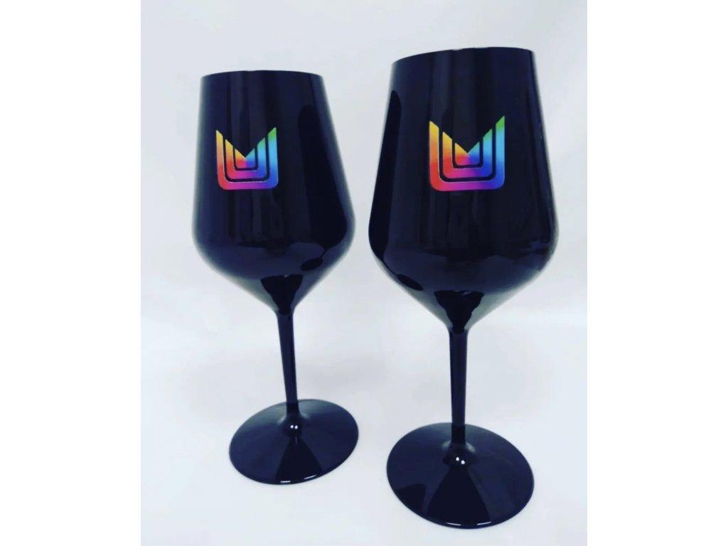 Nerozbitná sklenice ZX Shot 40ml čirá